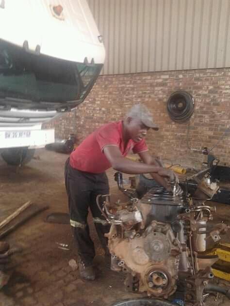 Engines Overhaul