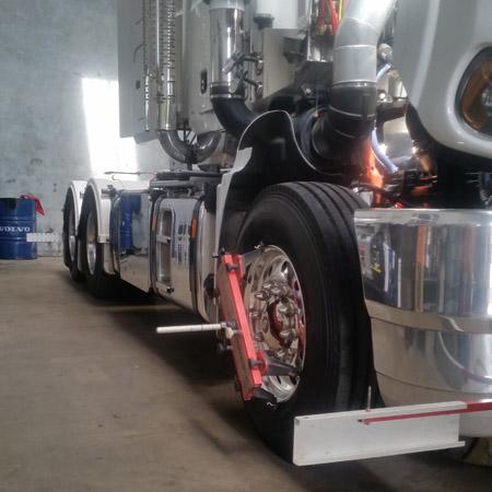 Alignment for Trucks